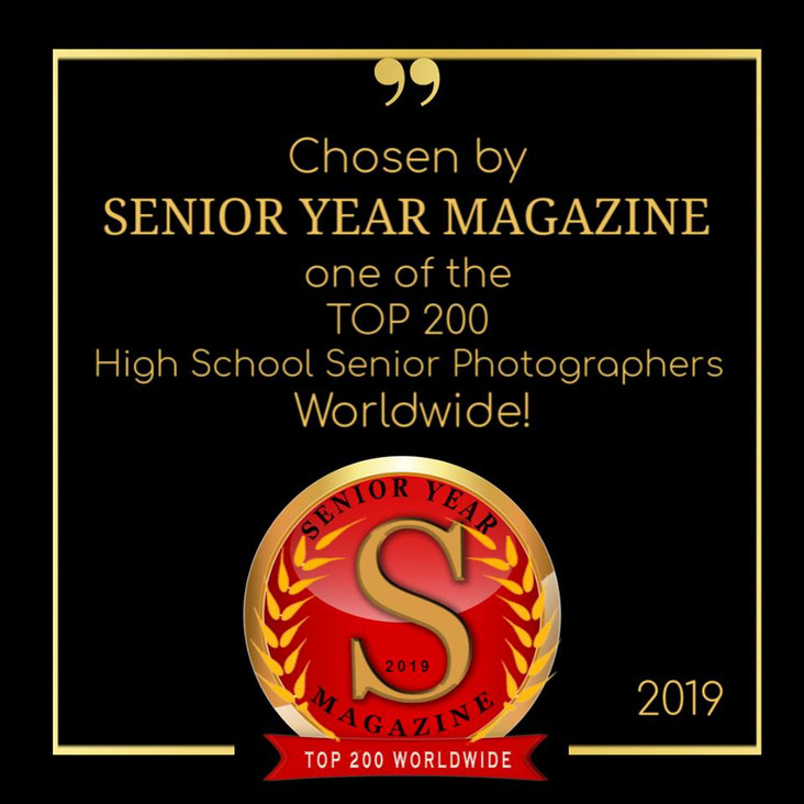 Sarah Van Alstyne: Globally Featured Senior Photographer