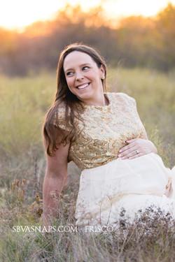 frisco maternity photos