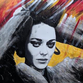 Marion Cotillard Abstract