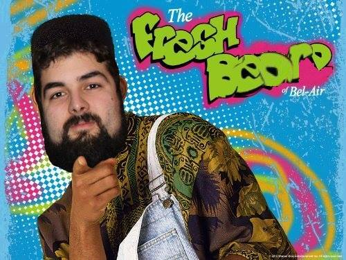 Fresh Beard of Bel Air