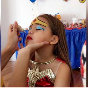 Maquileuse enfant Paris