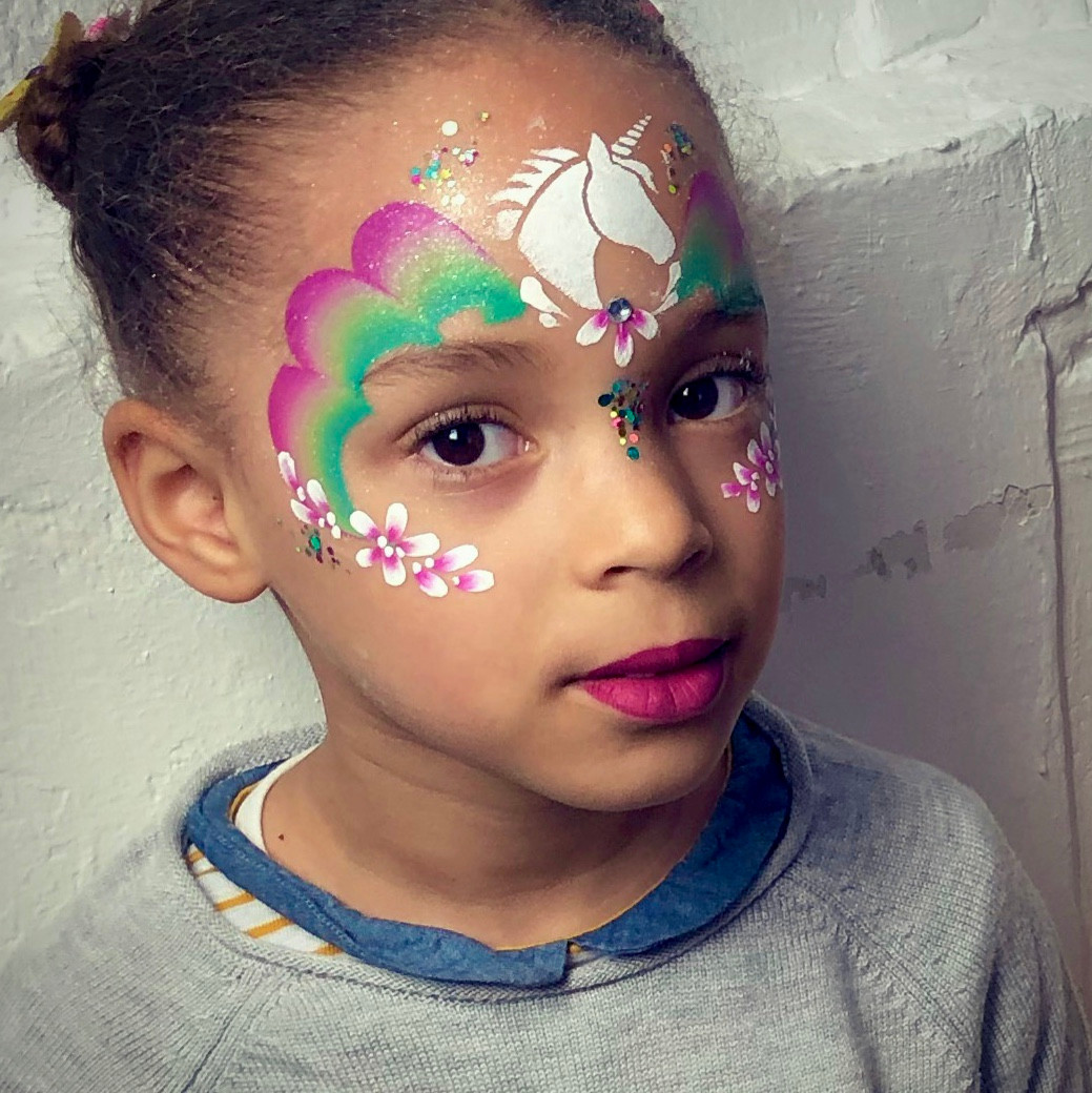 Maquillage enfant Paris