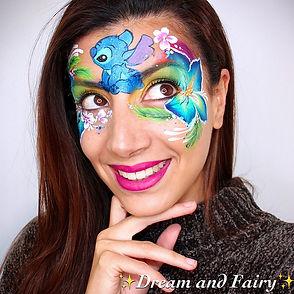 Facepainting Stitch