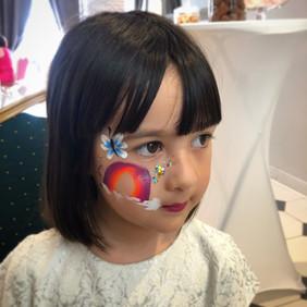 Maquillage enfant Paris