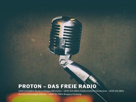 Radio Interview: 1001 Stories - Radio Proton