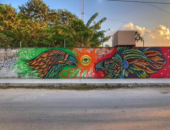 Davel Art & Ivan Roque
