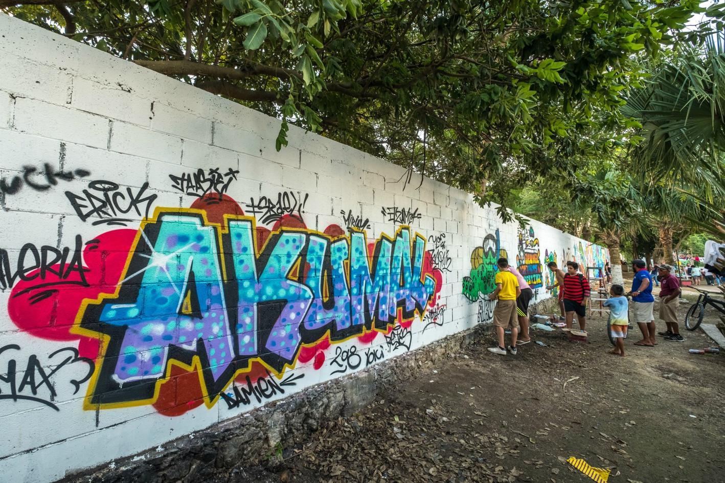 Graffitt Class