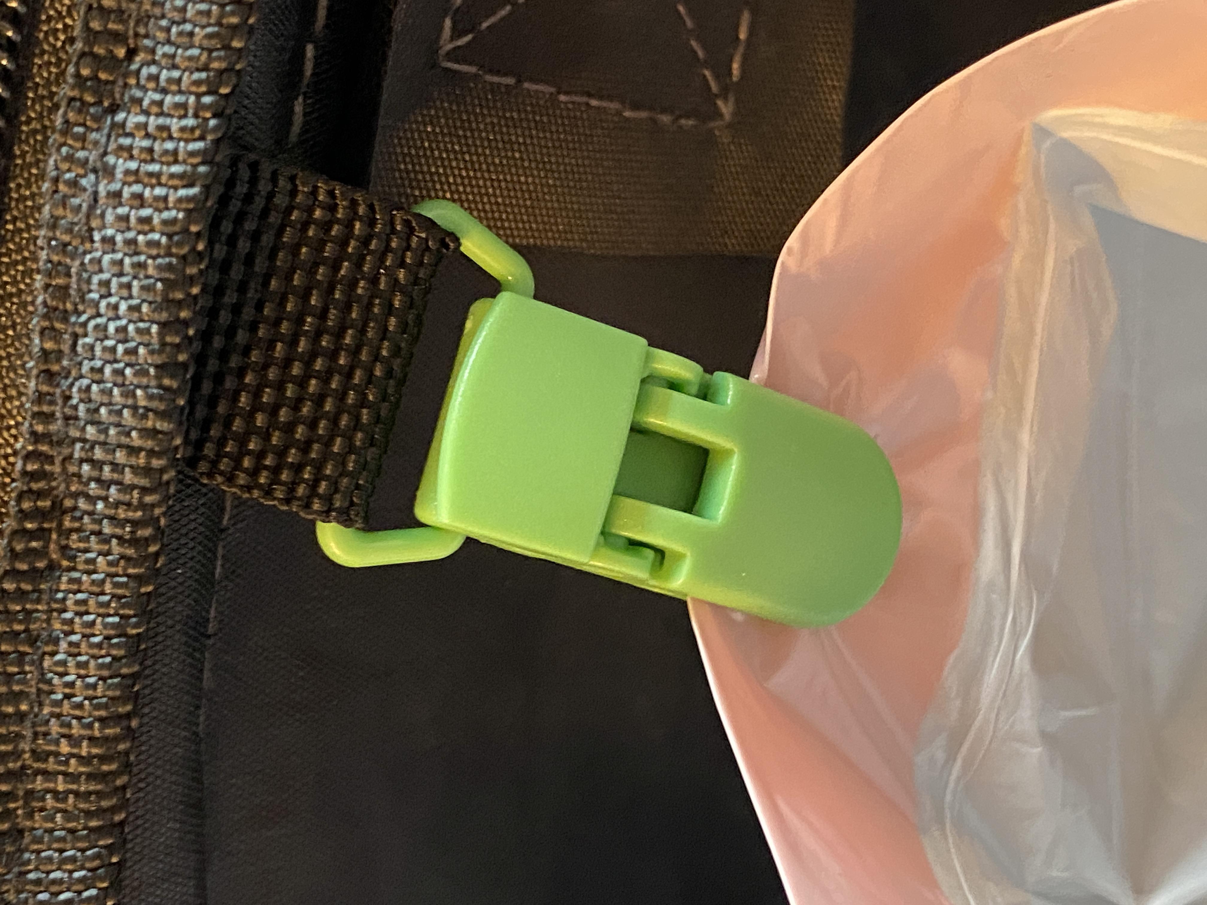Trash Bag Clips
