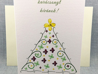 Azt tudtad …❓ karácsonyi képeslapokról, hogy...
