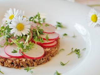 Jó étvágyat! Itt a virágkonyha híradó