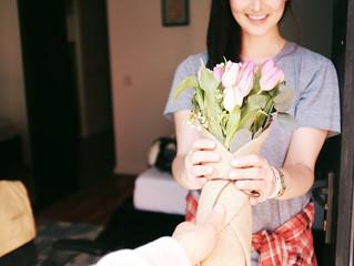 Az ajándékozás szabályai - a virág