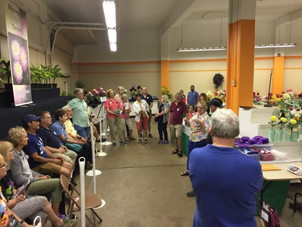 State Fair Show Volunteer Signup