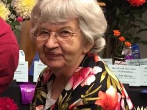 Bernadine Syverson passes away July 5th, 2019