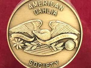 ADS Bronze Medal Service Award