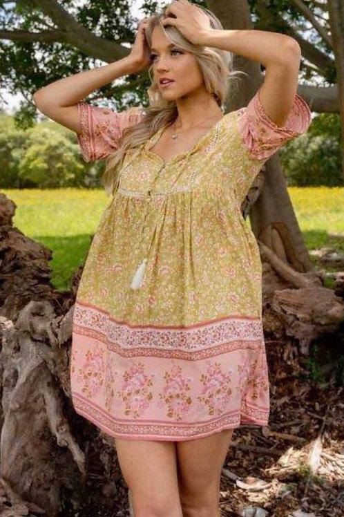 Delilah Dress 11552