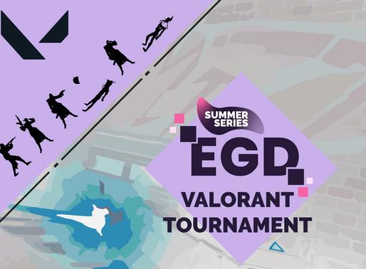 Summer Series: Severed Servers & Patient Valorant Tournament Participants