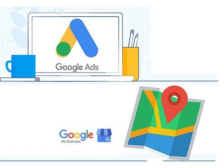 Cómo vincular Google my Business y Google ads