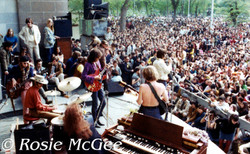 The Airplane, Central Park, 5/5/68
