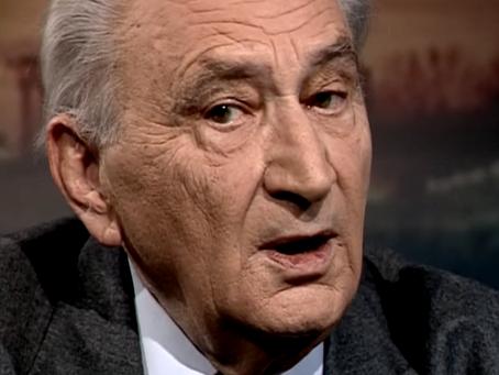 Rudolf Brandner: REAL- STATT MORALPOLITIK: Zu Ehren von Egon Bahr