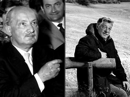 Edmund Pevensie: »DER ANGRIFF HERRSCHT« – Die Einwanderung im Spiegel von Heideggers Modernekritik