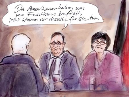 Helmut Roewer: MIT ALLEN MITTELN: USA-Update 2020