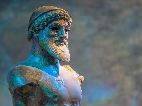 MYTHOS UND THYMOS – Der Schriftsteller Boris Preckwitz im Gespräch