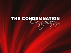 THE CONDEMNATION CONSPIRACY TITLE SLIDE.