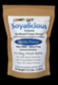 Sammi's Best Soyalicious 2.2lb Resealable Bag