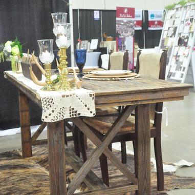 Farmhouse Table 6'