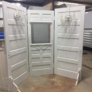 Antique Doors Back Drop