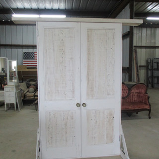 Antique Walk-Thru Doors