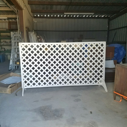 Lattice Panels 4' x 8' - 8
