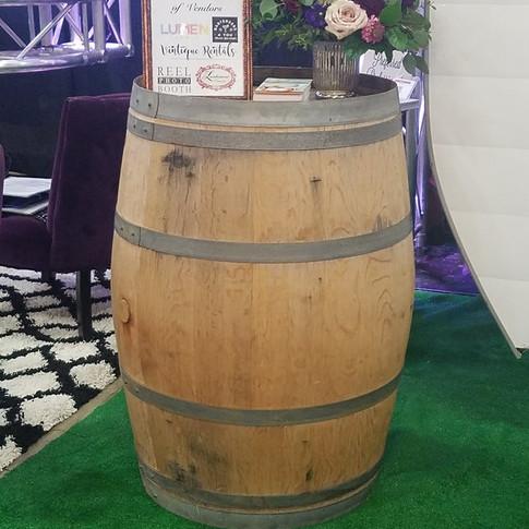 Wine Barrels - 4