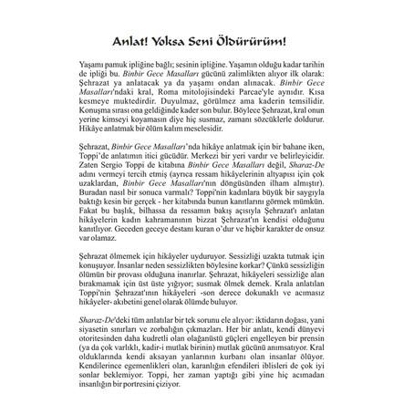 Sharaz-De için Önsöz (Jean-Louis Roux)