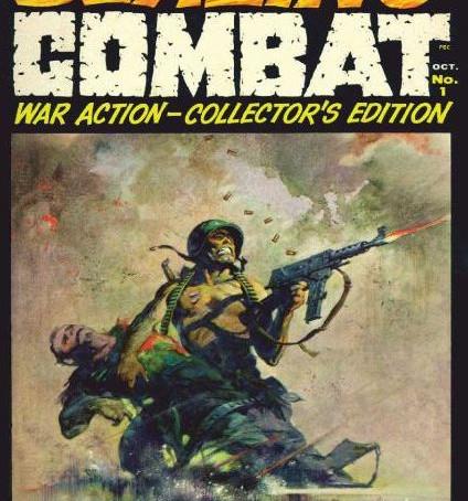 """Blazing Combat"" Orijinal Kapakları"