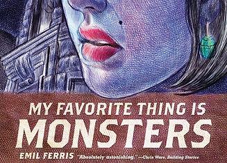 1-My Favorite Thing is Monsters.jpg