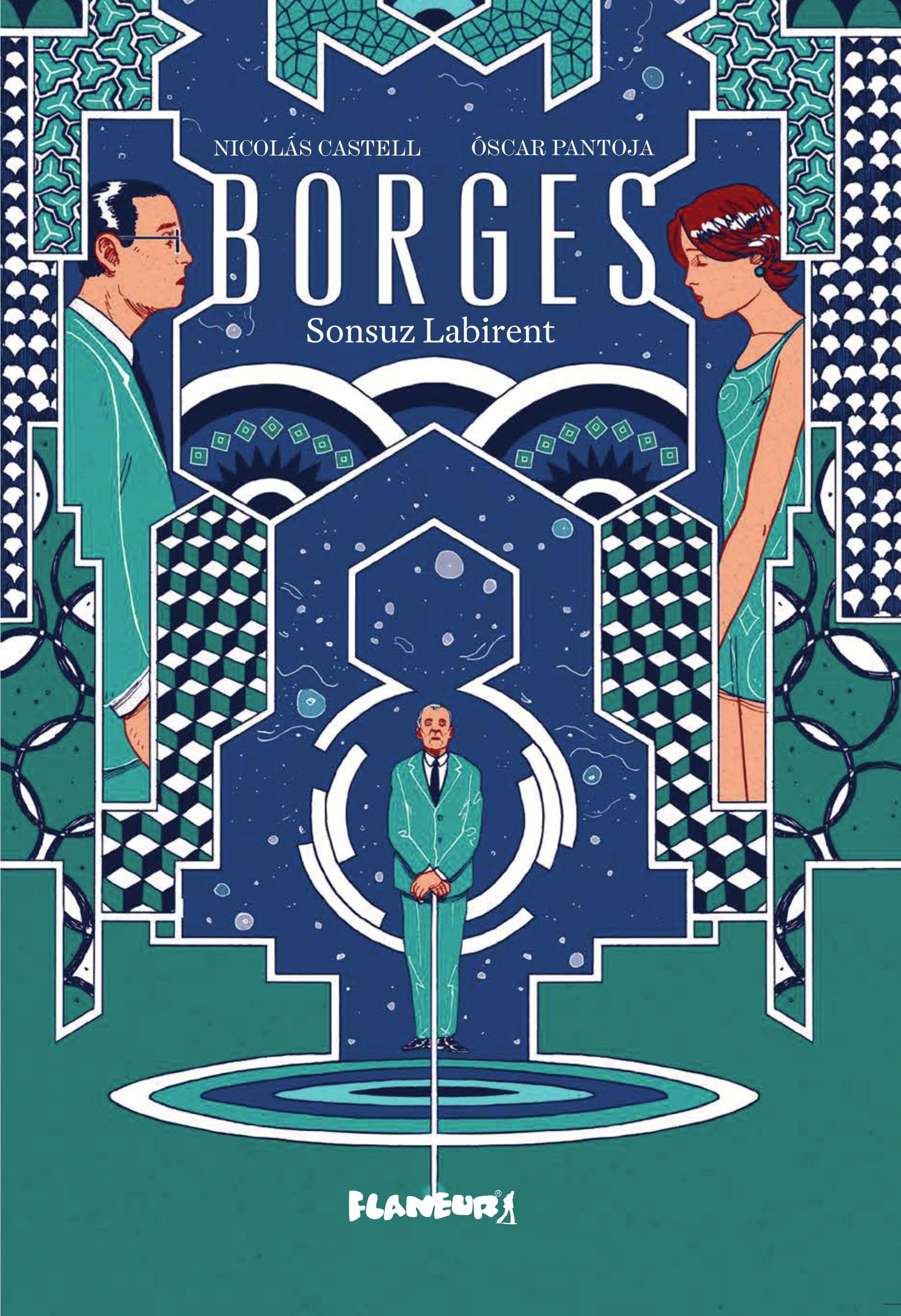 "Borges ""Sonsuz Labirent"""