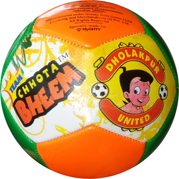 CHHOTA BHEEM FOOTBALL SIZE-1 A