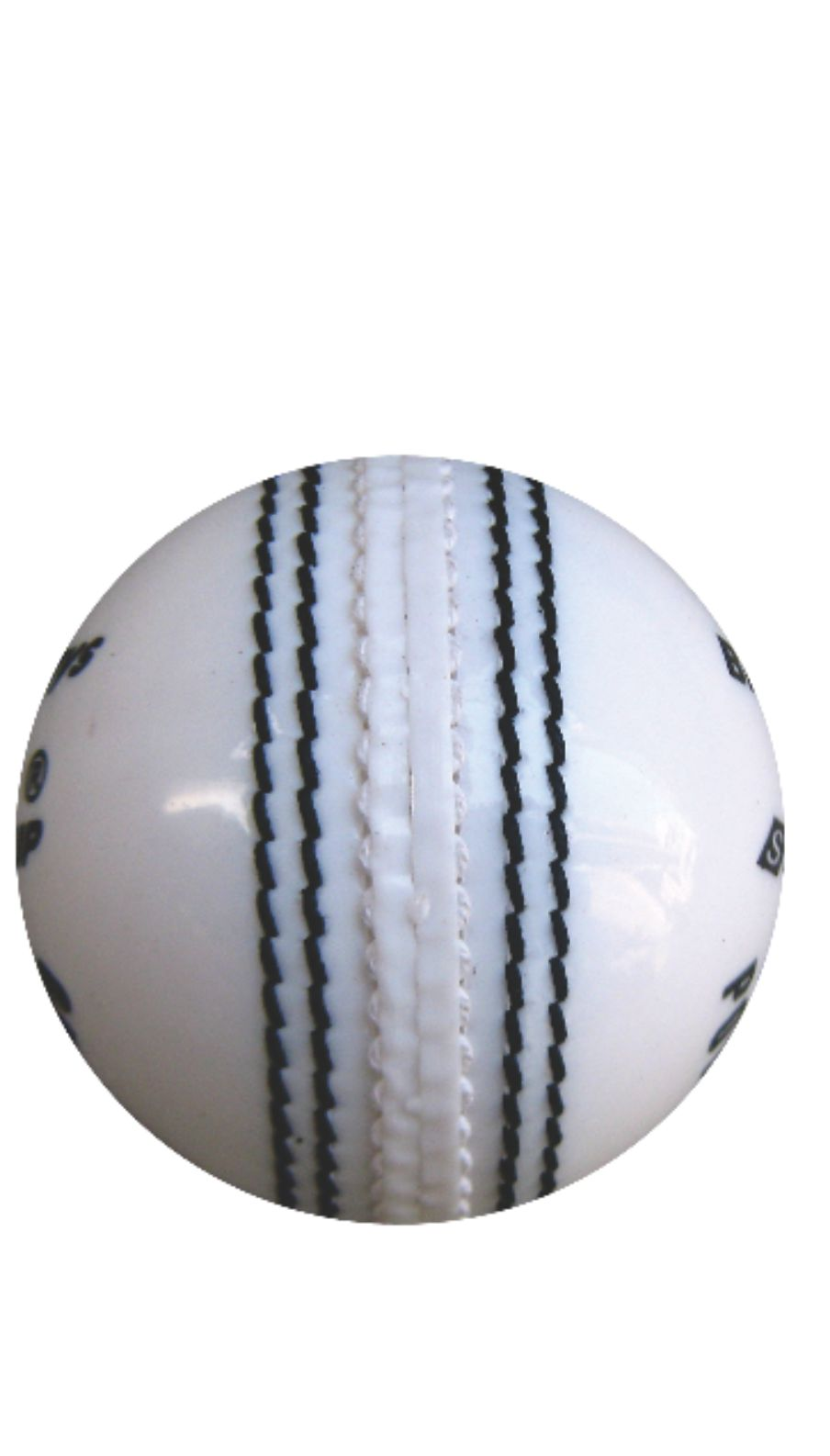 2138 POLY SOFT CRICKET BALL WHITE