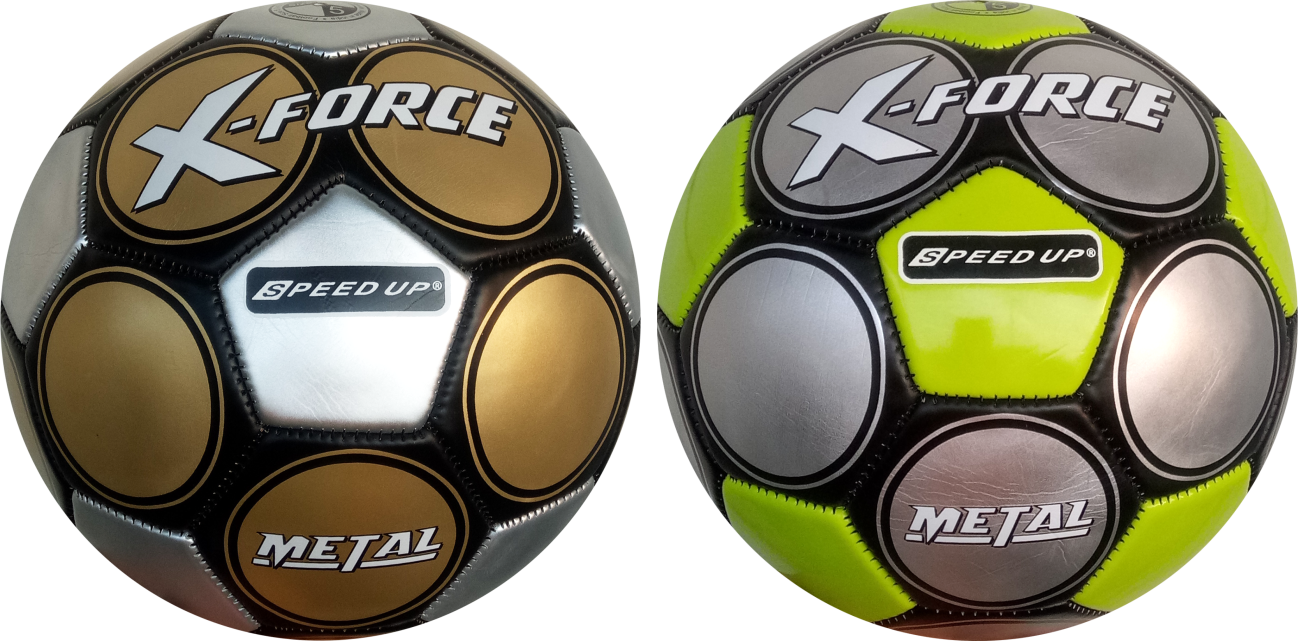 X FORCE METAL FOOTBALL