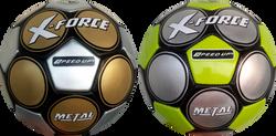 X FORCE METAL FOOTBALL