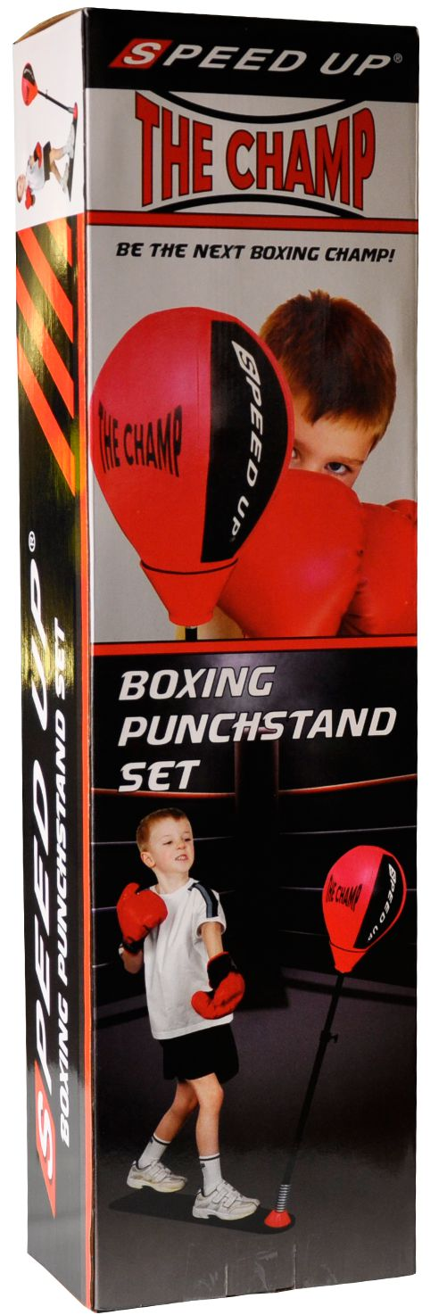 1343 BOXING PUNCHSTAND GLOVE BOX