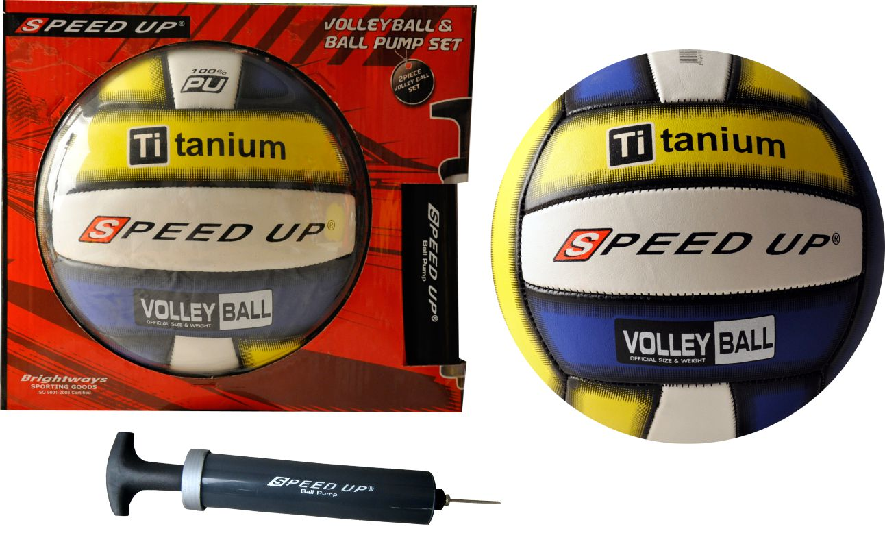 1375 2PCS VOLLEYBALL SET