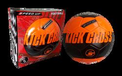 kick cross orange