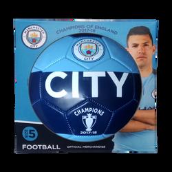 MANCHESTER CITY FOOTBALL BOX