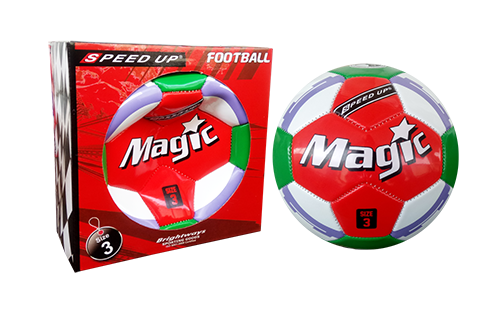 magic fb size-3 red
