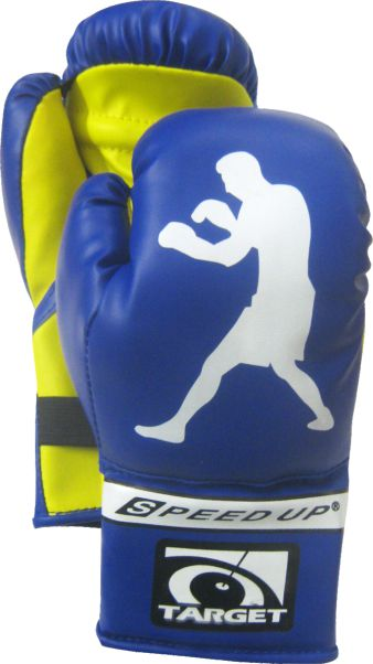 2841 JUNIOR BOXING GLOVES BLUE