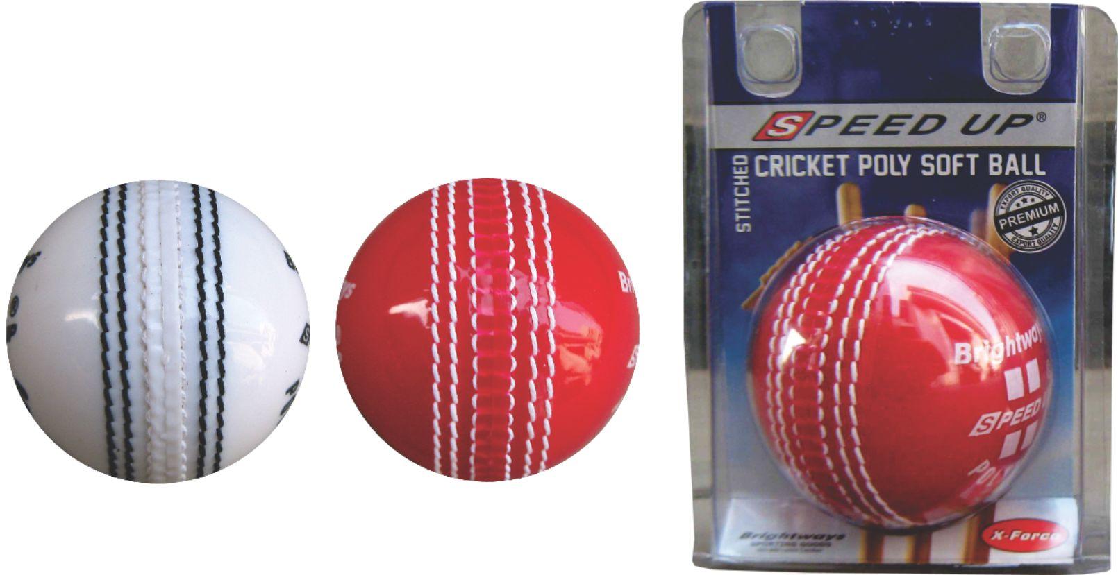 2138 POLY SOFT CRICKET BALL