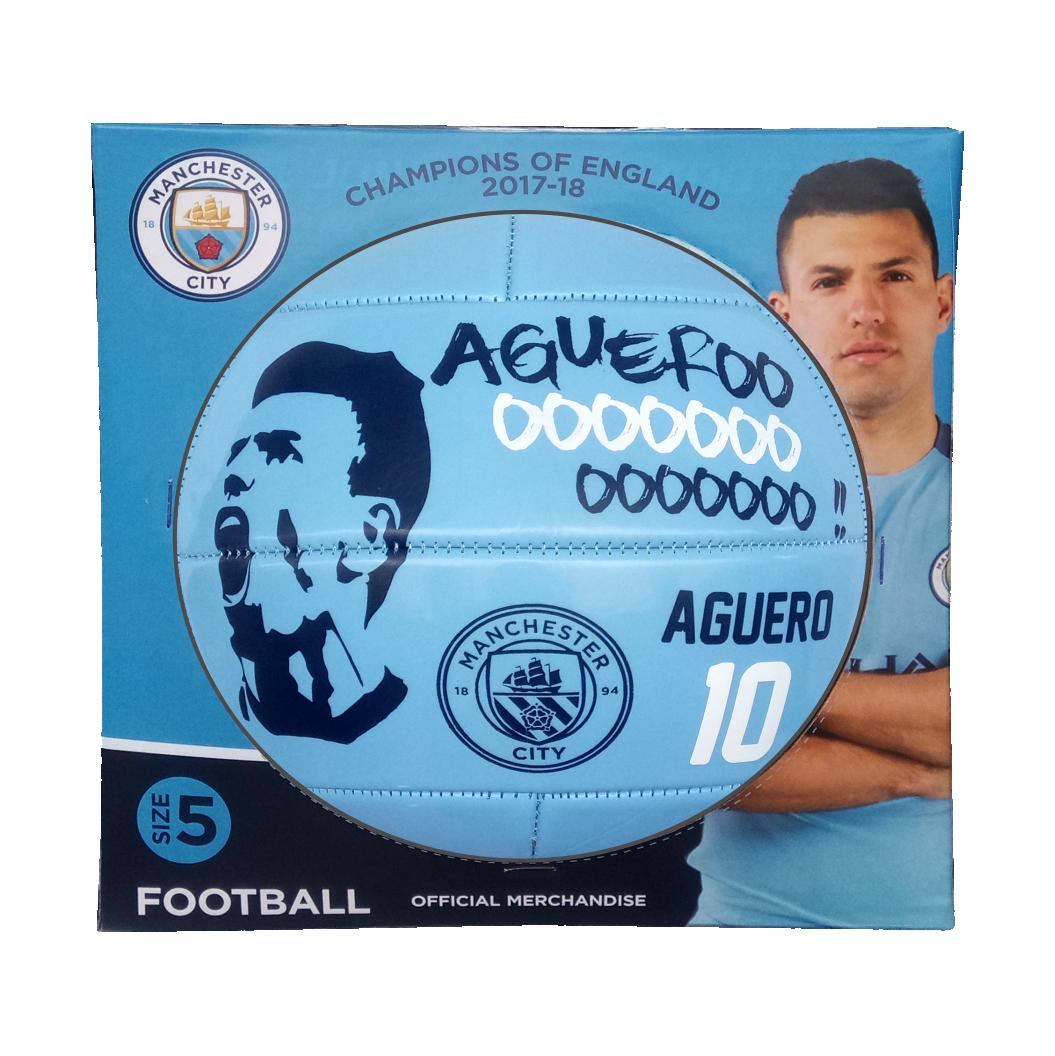 aguero FOOTBALL BOX BLUE