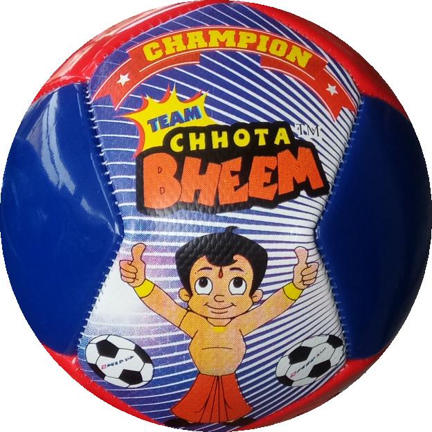 CHHOTA BHEEM FOOTBALL SIZE-1 B